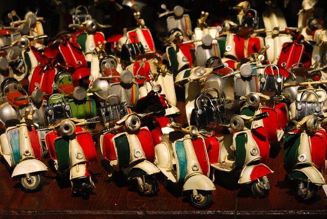 Cortona Vespa Modellini Artigianato Souvenirs/Gift Shop Made In Italy
