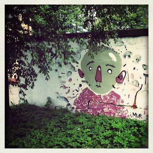 Street Art/Graffiti Riga Latvia Riga