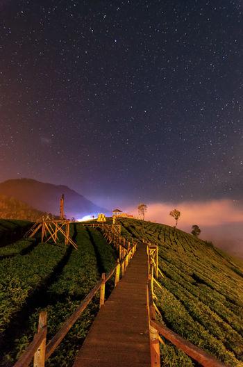 Amazing night at wayang windu panenjoan