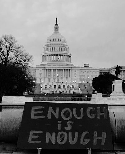Marchforourlives Government Architecture Dome Authority Built Structure Politics Building Exterior Politics And Government Outdoors