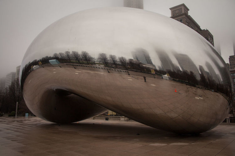 Architecture Architecture ArtWork Bean Chicago Close-up Day No People Outdoors Zörk