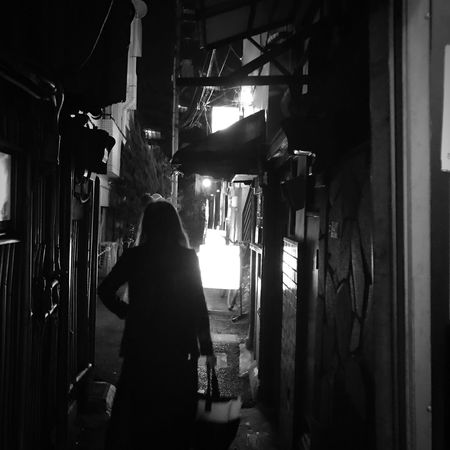 大井町 Alley