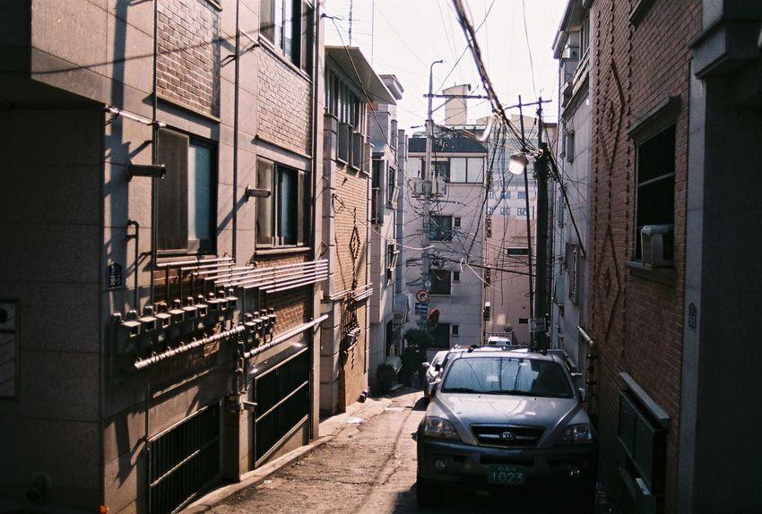 낙성대 집앞 by NikonFM2 낙성대