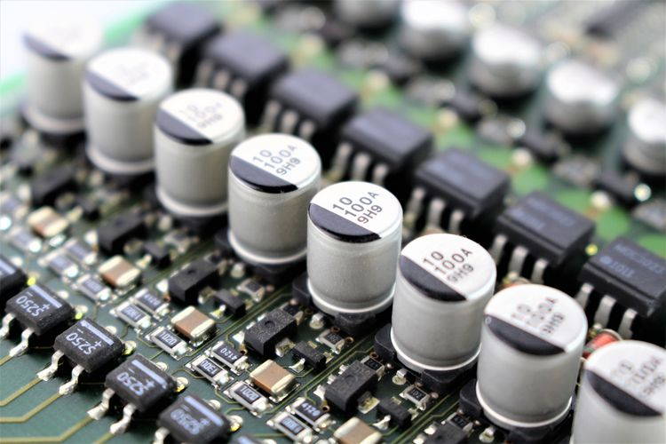 An image of a circuit board, various components Electric Processor Technology I Can't Live Without Chip Circuit Circuit Board Components Data Digital Engineering Equipment Hardware Microchip Motherboard Technology Various