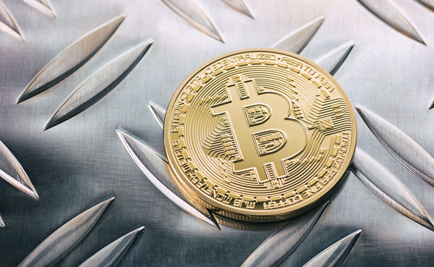 Bitcoin the cryptocurrency, inclduing copy space Anonymous Business Currency Economy Gold Market Trading Virtual Bit-coin Bitcoin Bitcoin Miner Bitcoins Blockchain Blockchain Technology Computer Crypto Cryptocurrency Cryptography Ethereum Mining Exchange Finance Financial Internet Metal Sheet Metallic