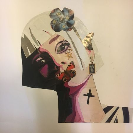 Collage Comtemporary Art