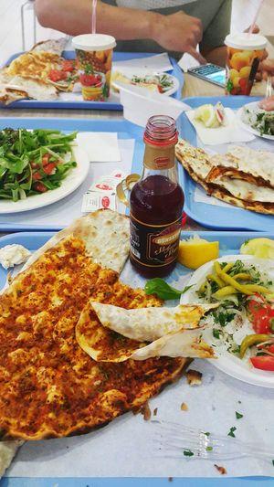 Lahmacun Acı Hot Salata Dinner Lezzet Food şalgam Suyu Pgotography EyeEm Gallery