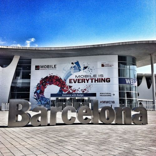 Connecting days MWC16 Barcelona Bcn Travel