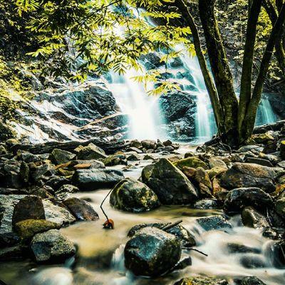 Not summer..musim.panas je.. Kemarau Summer Macaminfrared Bestestaward bestnatureshot waterfall sungai nature forest sungai_kanching rawang sungai_kering