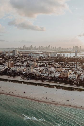 Beautiful Miami views EyeEmBestPics EyeEm Gallery EyeEm Selects Eyeemphotography EyeEm Best Shots Aerial Miami Beach Miami Building Exterior Sky Architecture City Cloud - Sky Built Structure Water Nature Building Cityscape Day Beach Outdoors Sand Sea Residential District