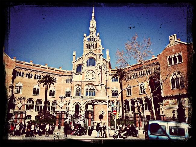 My sweet Barcelona <3