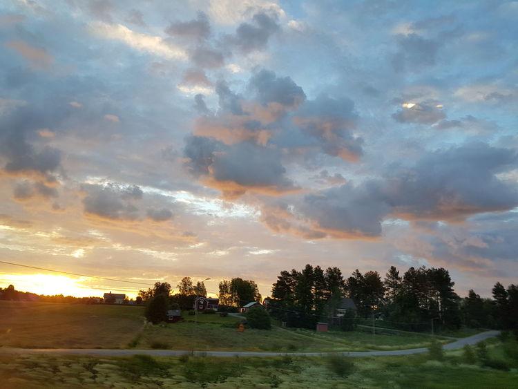 Beauty In Nature Sky Cloud - Sky Sunrise Summertrip