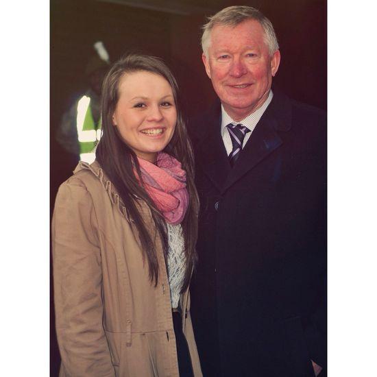 Sir Alex Ferguson Manchester Football Famous
