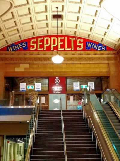 City Of Adelaide Australia Signs, Signs, & More Signs Advertising Signs Signs_collection SIGNS: Adelaide Railway Station Signage Commercial Signs Commercial Sign SIGN. Sign Signs AdelaideRailwayStation Check This Out No People Taking Photos Text Western Script Capital Letter WesternScript CapitalLetter CapitalLetters CAPITAL LETTERS. Seppelt's Wines Seppelt's Adelaide, South Australia Adelaide Adelaide S.A. Text