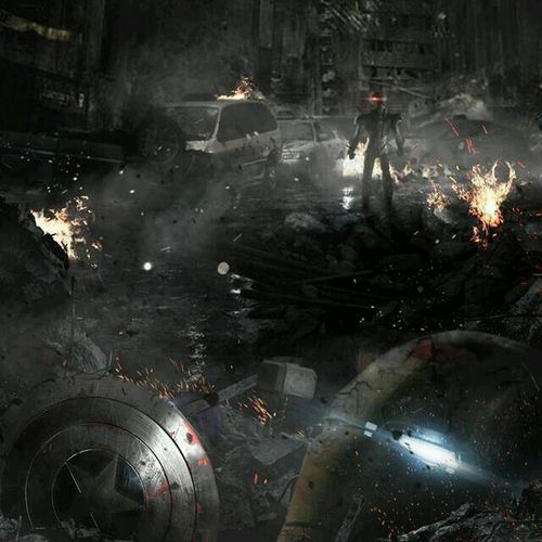 Avengers AgeOfUltron Ultron Orgasm