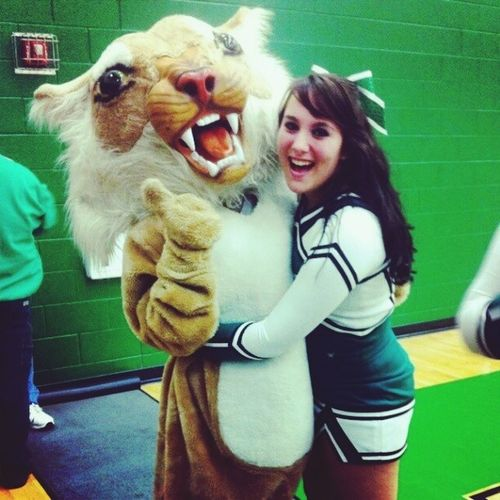 Cheerleading I Miss It  TBT