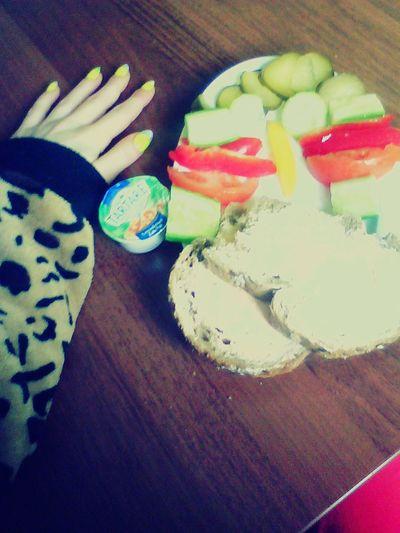 Breakfast Vegetables Food Lampard Love My Nails :*