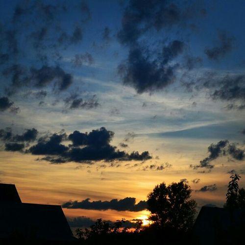 Nigth 🌜⭐️ Fine Sky Wonders Nature Great View Very Nice)