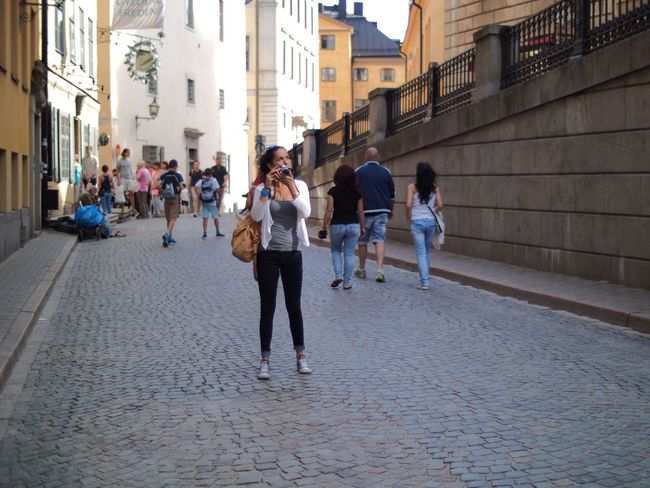 Photographer Woman Womanofstyle Photographer Female Photographer Femalephotographer Old Town Oldtown Old Buildings Old City Stockholm Taking Photos Taking Photo Taking Pictures Takingphotos Shallow Depth Of Field Selective Focus CreativePhotographer