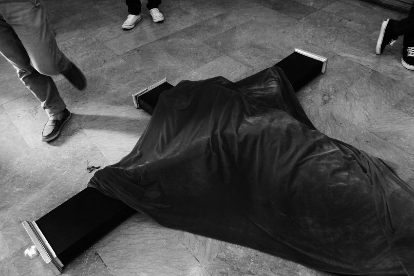 Blacksaturday Black Cross Lenten Lentenseason Blackandwhite Jesus Jesus Christ Reenactment History Story Legend BlackCross Sins Sin  Forgiveness Peace Love Forever God Feet Foot