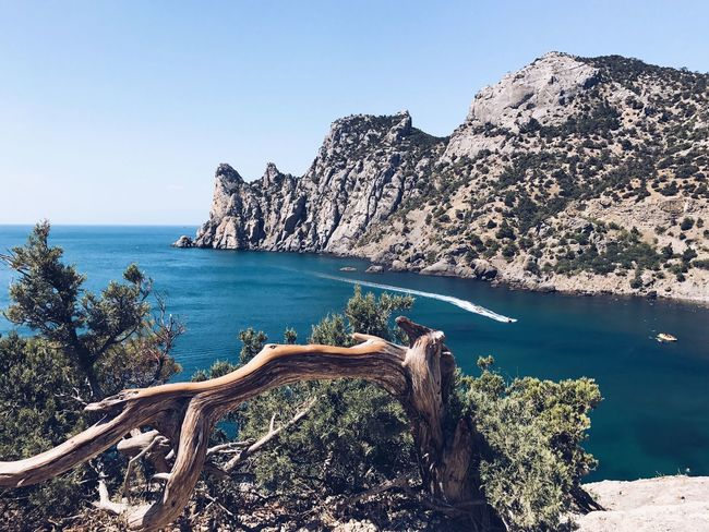 Amazing nature views😍 Sea Nature Beauty In Nature Mountain Summer Ocean View Landscape Crimea Russia Beautiful View The Week On EyeEm EyeEmNewHere Been There. Been There. EyeEmNewHere