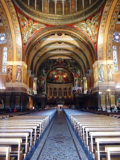 Normandie Praising The Lord Lisieux Basilique Sainte Thérèse 🙏🏼💒