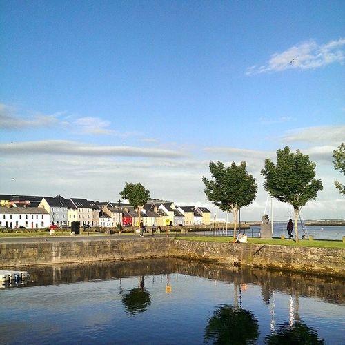 Longwalk Galway Spanisharch Reflections