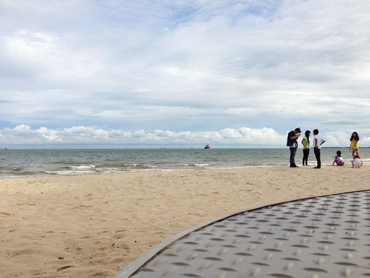 Beach Eastkalimantan  Balikpapan INDONESIA
