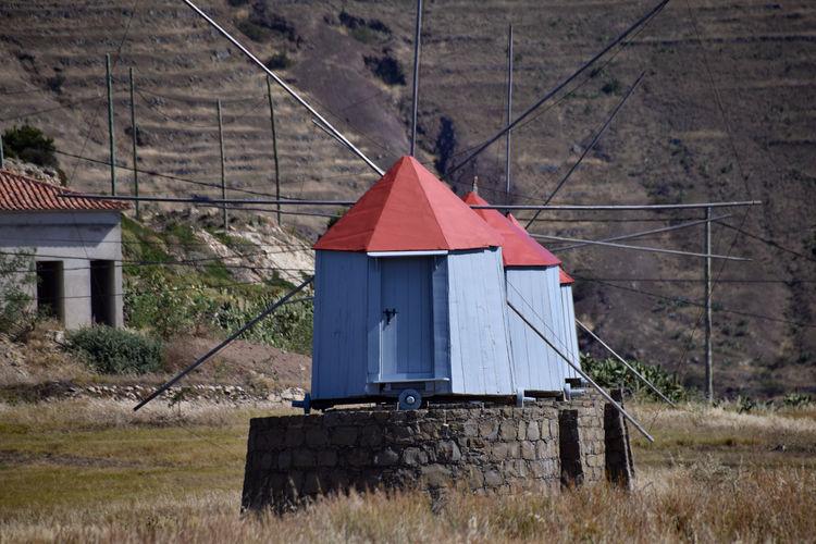 Madeira Porto Santo Portugal Windmill History Porto Santo Island Porto Santo Windmills