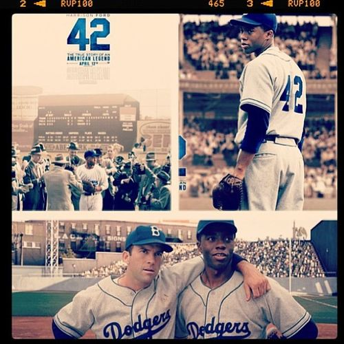 42  Favoritenumber Jackierobinson Breakingthebarrier changedlife gamechanger madethegamewhatitistoday inspiring birthdaydate april2 greatnumber brooklyn dodgers baseball history legend livelife obviouslyill jimbosports