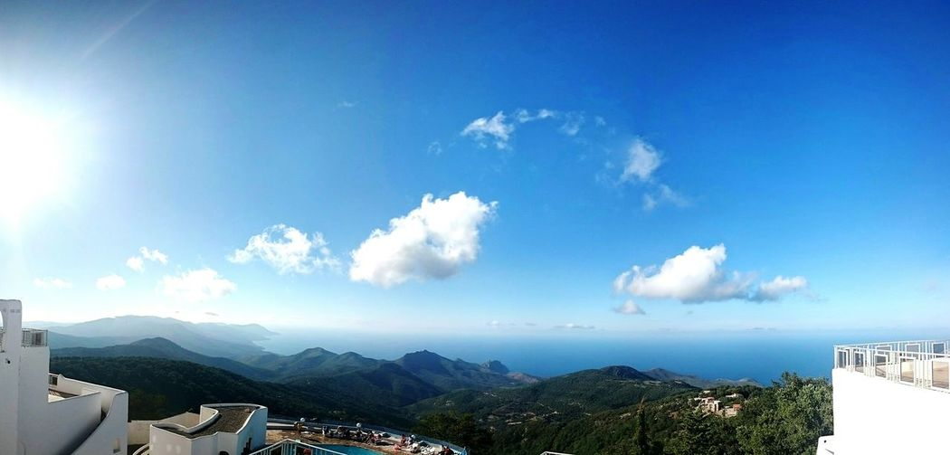 EyeEm Nature Lover Summer Sea And Sky Summer Views High Clouds Clouds And Sky Touching The Sky