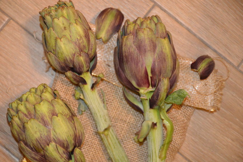 carciofi Food And Drink Table Healthy Eating Indoors  Vegetable Freshness Variation Artichoke No People Close-up Food Day