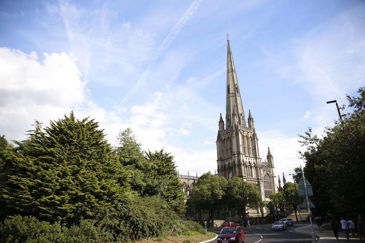 Church Architecture Britain Bristol