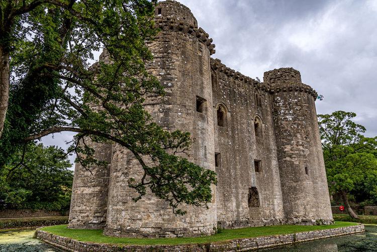 Nunney Castle,