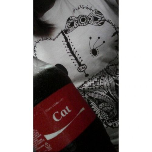 coincidence with my shirt haha 😳😝😁 Cocacola Redslim08 Hilogarsy Shareacoke LOL DOPE Cute
