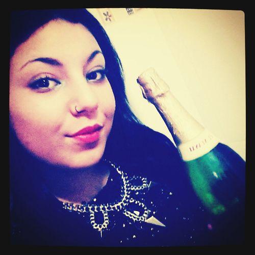 Loveyou♥ Añonuevo Champán