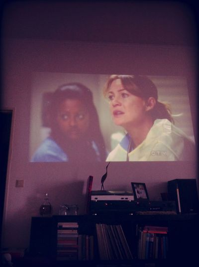 Greys Anatomy at Home Cinema @ Ailines Greys Anatomy