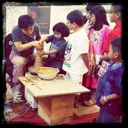 Make Jars Of Clay....
