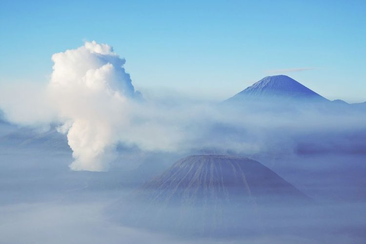 Mount Bromo and