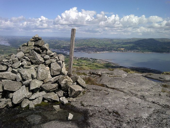 Overlooking Warrenpoint from the Cooley Mountains Landscape Nature Scenics Beauty In Nature Ireland Ireland Landscapes Picture Perfect Picturesque Mountains Warrenpoint Black Mountain EyeEm Selects