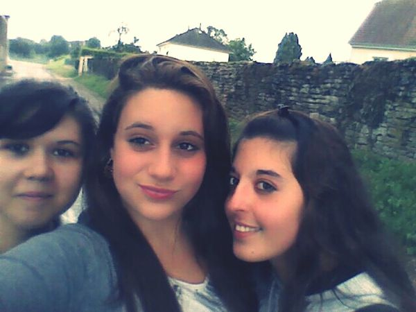 Mes couupines. <3