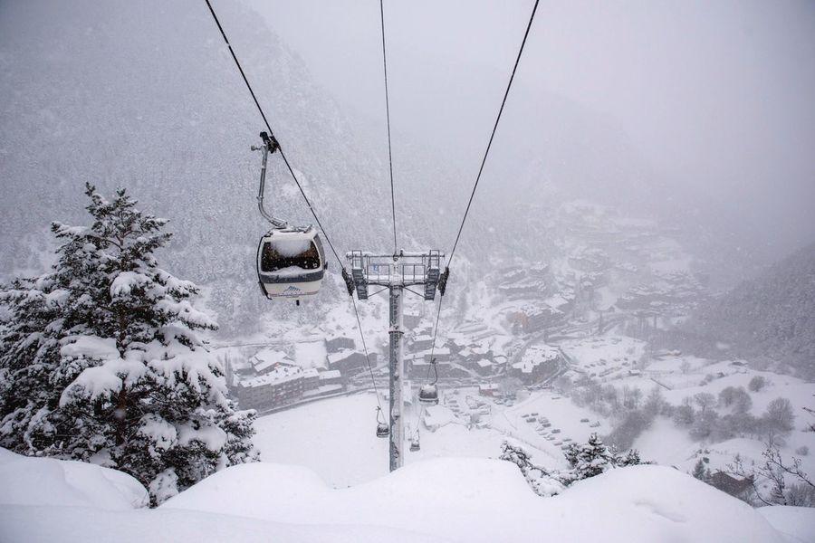 Landscape Landscape_Collection Winter Wonderland Deepfreeze Andorra Arinsal ProCamera - Shots Of The Year 2014 Urban Landscape