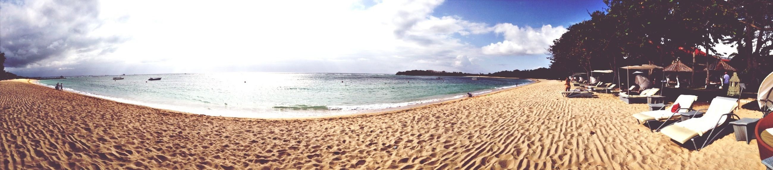 Bali Throwback On The Beach