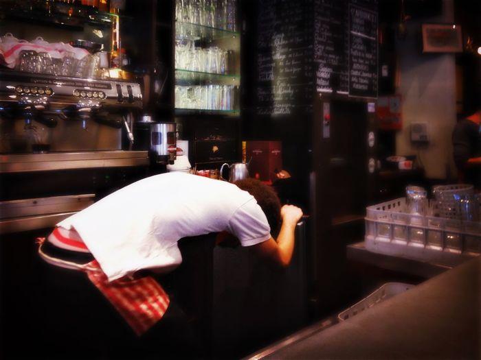 Some drink? Troquet Parisien Stolen Moments Hipstamatic