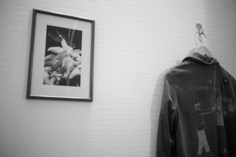Art And Craft Blackandwhite Clothing Creativity Day Flower Flower Children Frame Hanging Home Interior Indoors  Leica Monochrome Picture Frame Shape Still Life Summaron 35mm F2.8 Wall White Color