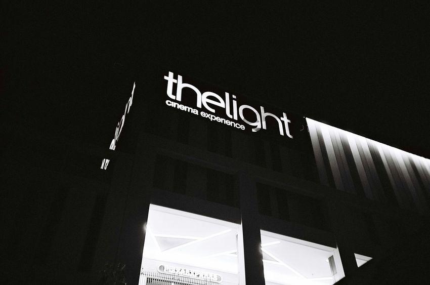 Blackandwhite LomoLCA Cinema Thelightcinema Nighttime Sheffield Architecture TheLight