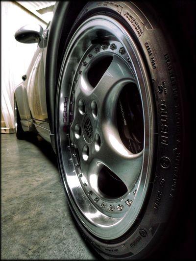 Porsche Porsche 911 Car Wheel Tire EyeEm Kunst Ist Was Du Daraus Machst Effects & Filters EyeEmNewHere Motorsport Hüpapics
