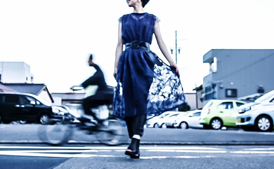 Passing by / Streetphotography Streetsnap Fashion Photography FashionSnap Womensfashion Ichinomiya Aichi Selectshop Staff Ysora イソラ