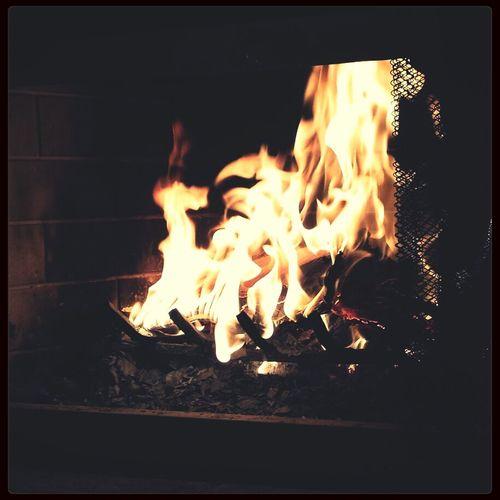 burn baby, burn