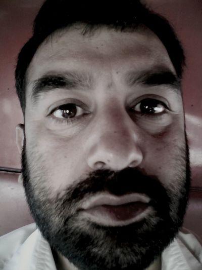 Abbas Self Portrait